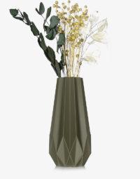 ikon-vase-kaki-3d-scandinave-noda